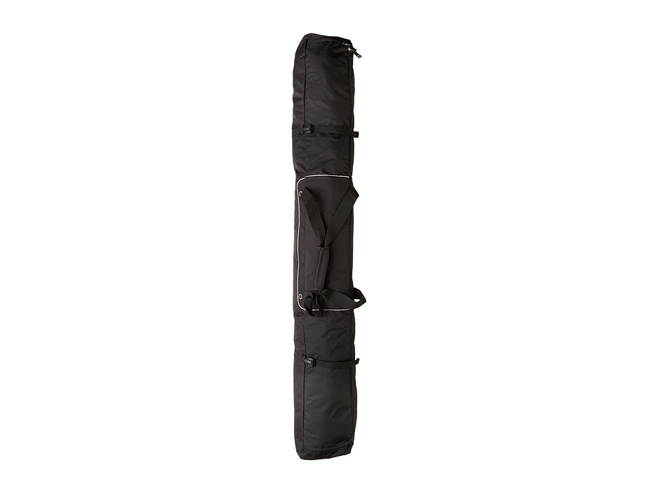 High Sierra - Single Ski Bag (Black) Bags