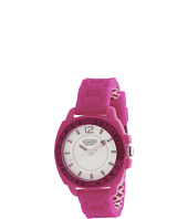 COACH - Boyfriend Rubber Strap Watch