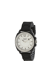 COACH - Boyfriend Silicone Rubber Strap Watch
