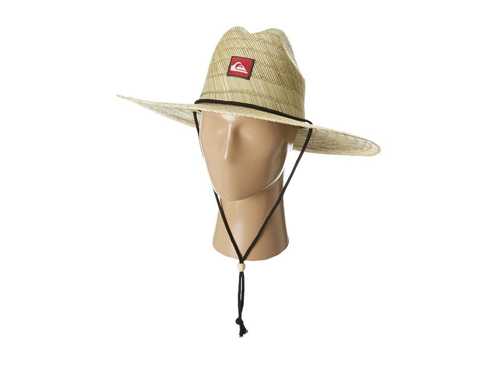 dd649d21 ... cheap quiksilver pierside hat natural traditional hats 238e3 1128f