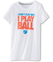 Nike Kids - I Don't Play Nice TD Tee (Little Kids/Big Kids)
