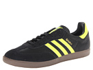 adidas Originals - Samba (Black/Electricity/Gum) -