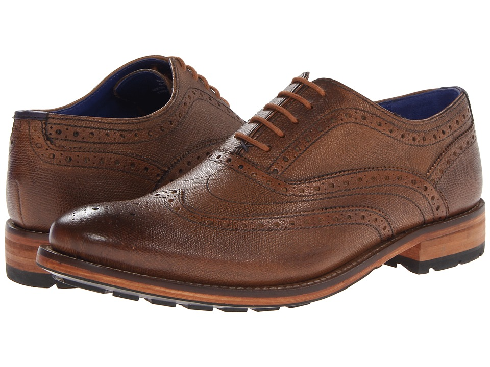 Ted Baker Guri 7 (Tan Leather) Men
