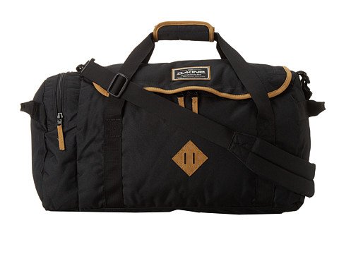Dakine - Recon Duffle 51L (Black) - Bags and Luggage