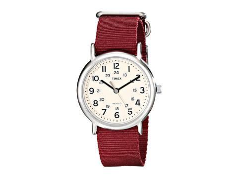 Timex Weekender Full Size Slip Through Watch