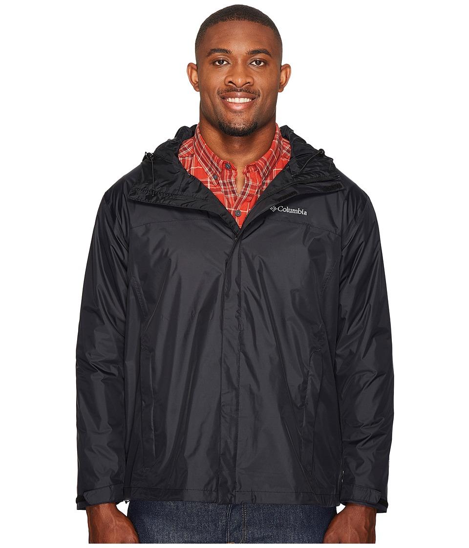Columbia Watertight II Jacket Extended (Black) Men