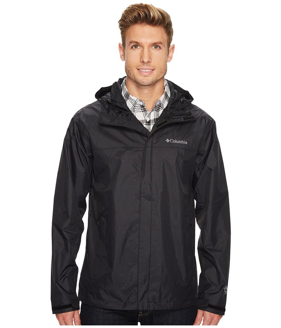 Columbia Watertight II Jacket (Black) Men