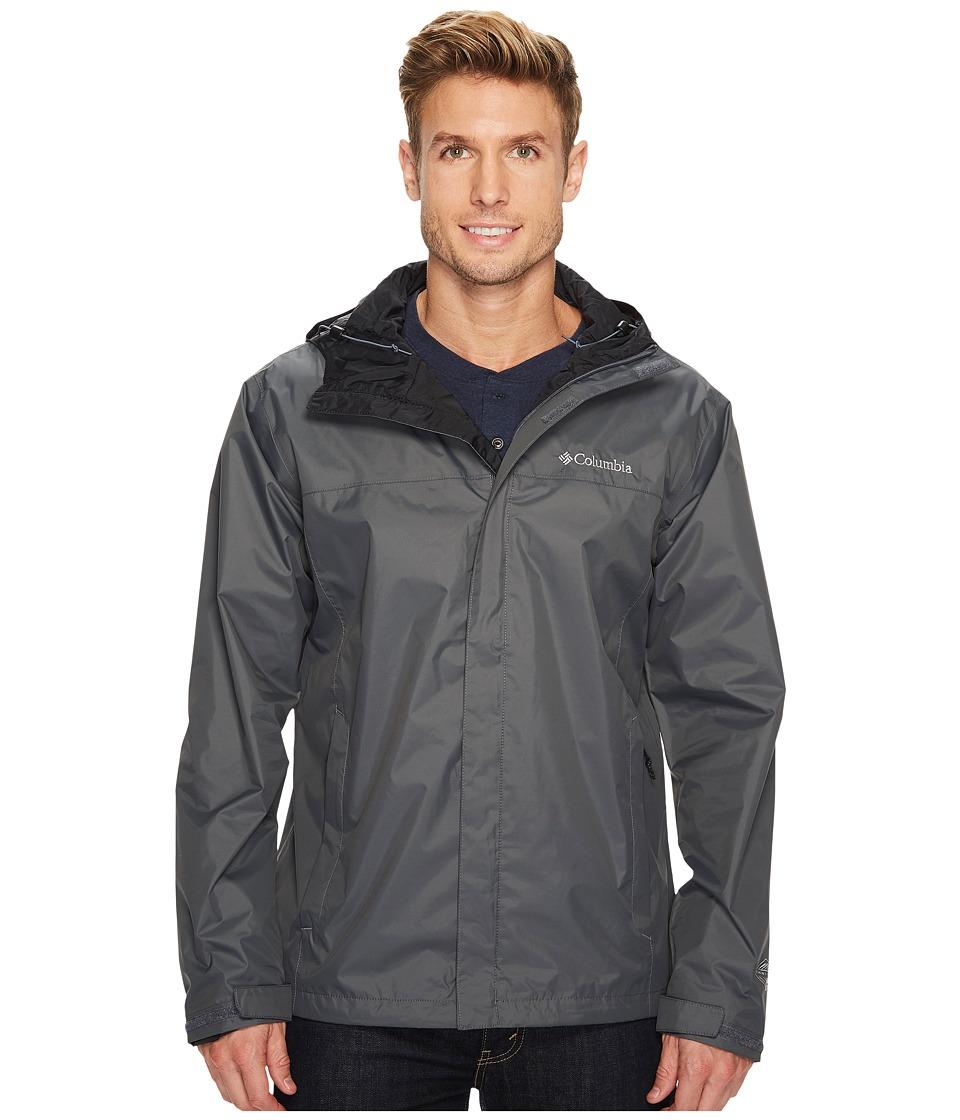 Columbia Watertight II Jacket (Graphite) Men