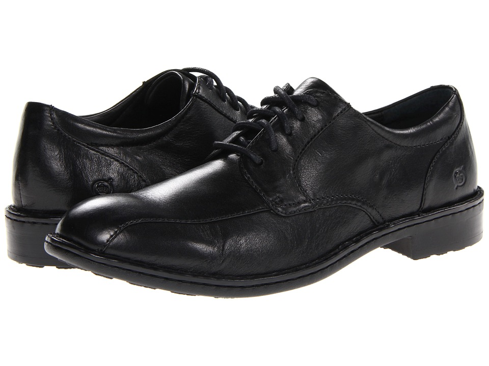 Born - Buffett (Black Full Grain) Men