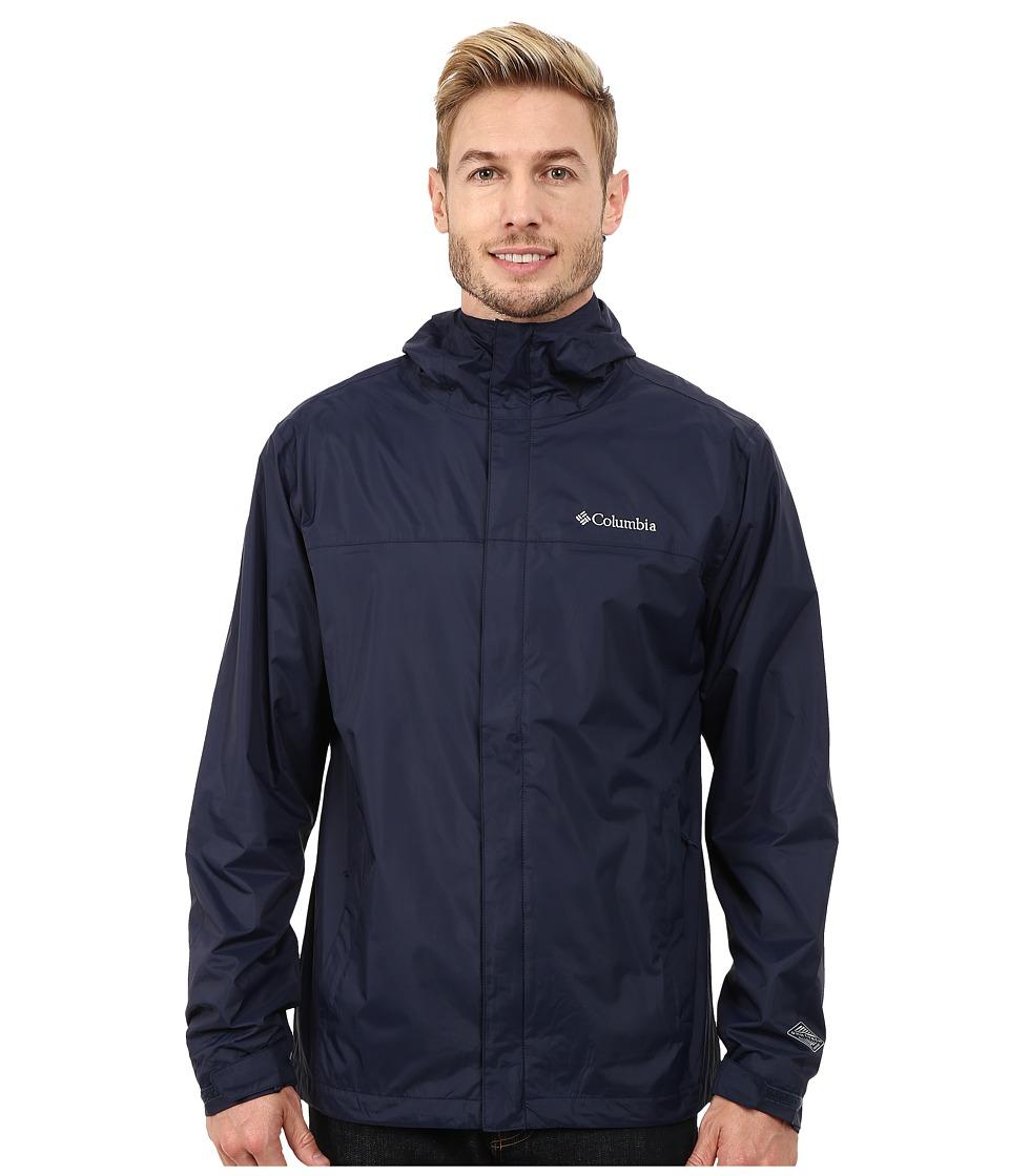 Columbia Watertight II Jacket (Collegiate Navy) Men