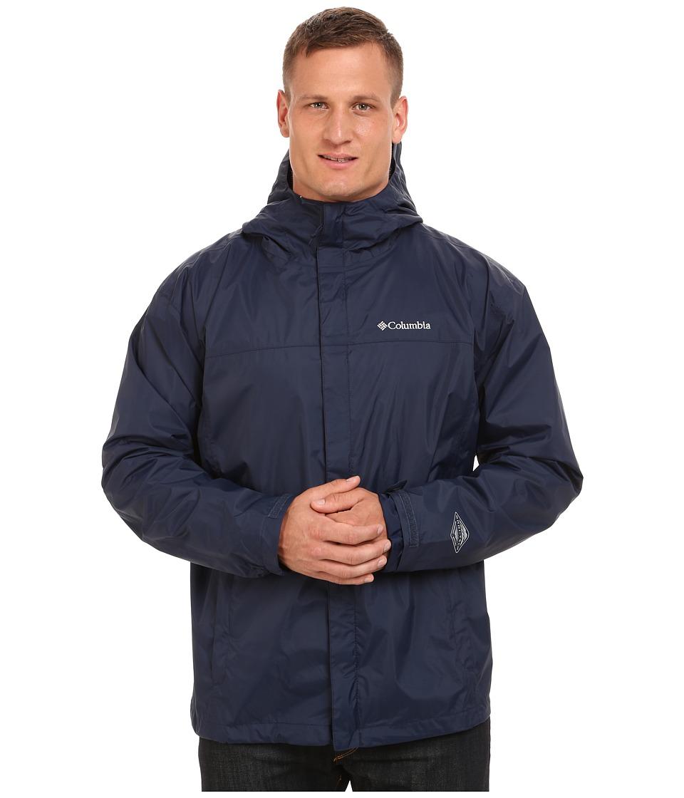 Columbia Watertight II Jacket Extended (Collegiate Navy) Men