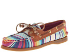 Sperry Top-Sider - A/O 2 Eye (Red Serape) - Footwear