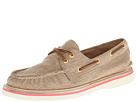 Sperry Top-Sider - Grayson (Sand Canvas) - Footwear