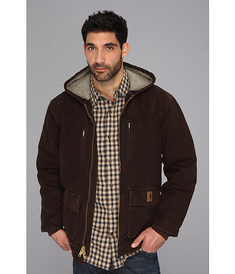 Carhartt Sandstone Jackson Coat - Tall