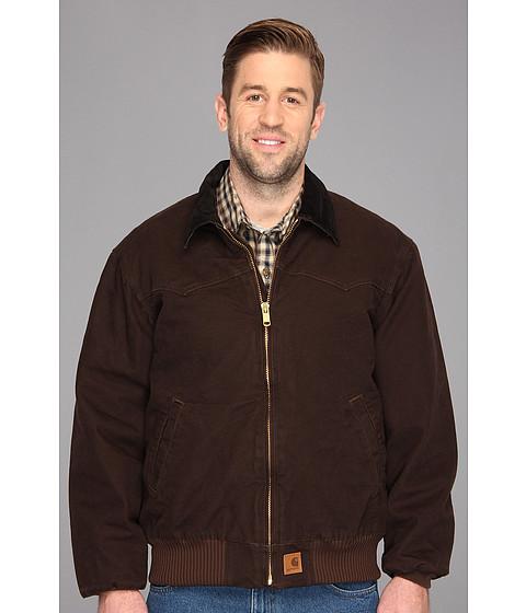 Carhartt Sandstone Santa Fe Jacket (3XL/4XL)