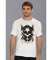 John Varvatos Star U.S.A. - Skull Ink Blot Graphic Tee K1845P4B