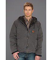 Carhartt - Big & Tall Sandstone Hooded Multi Pocket Jacket