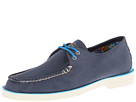 Sperry Top-Sider - Captain's Oxford (Navy Canvas) - Footwear