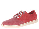 Sperry Top-Sider - Newport Cup (Red) - Footwear