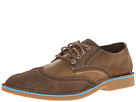 Sperry Top-Sider - The Harbor Wingtip (Brown Leather) - Footwear