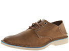Sperry Top-Sider - The Harbor Plain Toe (Brown Leather) - Footwear