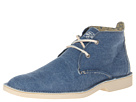 Sperry Top-Sider - The Harbor Chukka Canvas (Navy Canvas) - Footwear