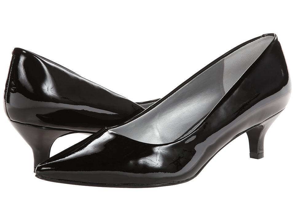 Trotters Paulina (Black Patent Leather) Women