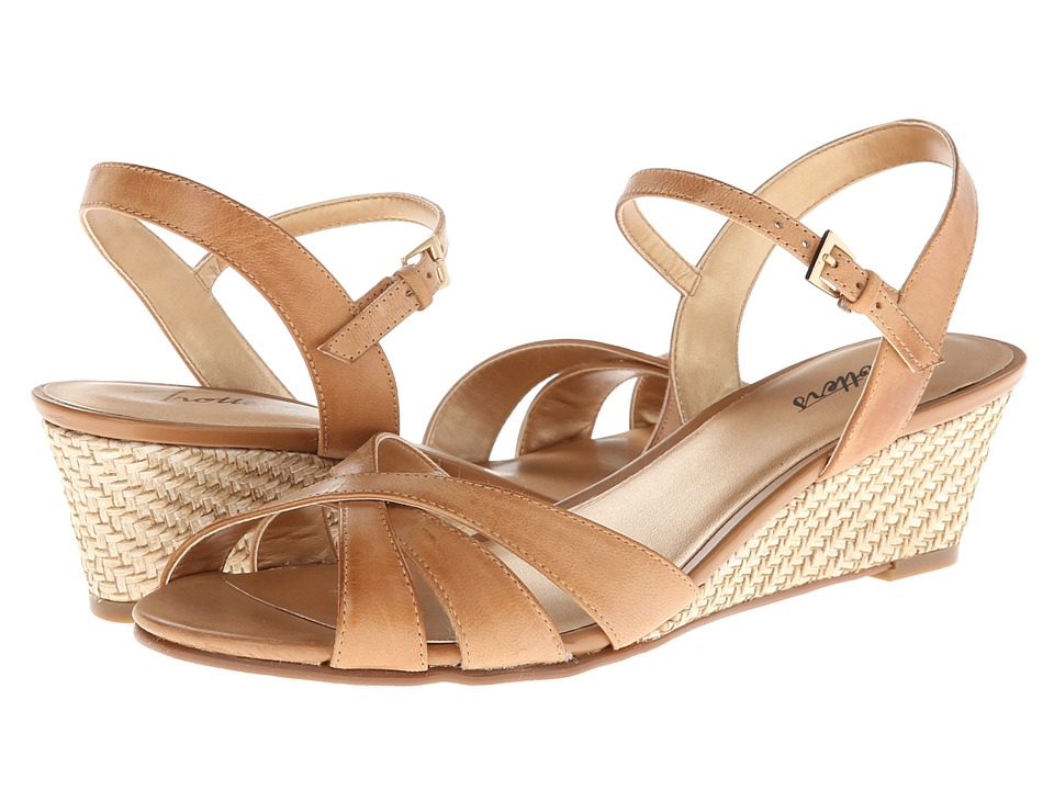Trotters Mickey (Tan Soft Dull Leather) Women