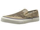 Sperry Top-Sider - CVO Laser Perf (Taupe) - Footwear