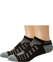 Oakley - Performance Tech No Show Sock 2-Pair Pack 2.0
