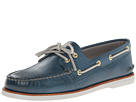 Sperry Top-Sider - Gold A/O 2-Eye Burnished (Blue) - Footwear