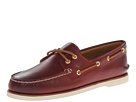 Sperry Top-Sider - Gold A/O 2-Eye Burnished (Brickyard) - Footwear