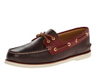 Sperry Top-Sider - Gold A/O 2-Eye (Brown/Red)