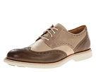 Sperry Top-Sider - Gold Bellingham Wingtip w/ ASV (Brown/Ivory/Taupe) - Footwear
