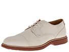 Sperry Top-Sider - Gold Bellingham Cap Toe w/ ASV (Ivory)