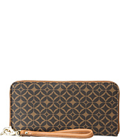 Fossil - Sydney Signature Zip Clutch