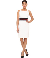 LOVE Moschino - White Dress With Waist Band