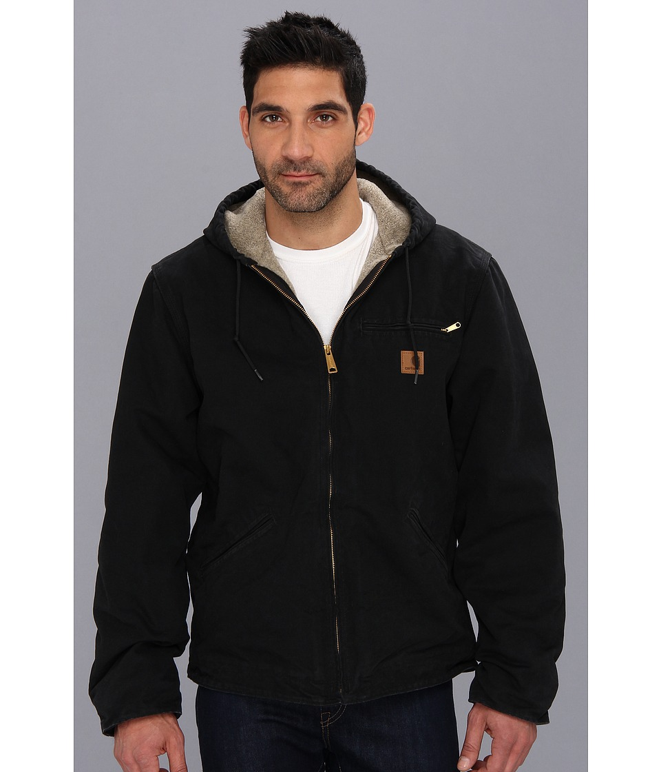 Carhartt Sierra Jacket Tall Black Mens Jacket