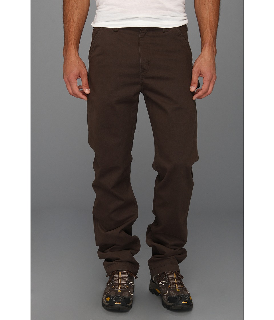 Carhartt Washed Twill Dungaree (Dark Coffee) Men