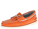 Sperry Top-Sider - A/O 2-Eye Washed (Orange) - Footwear