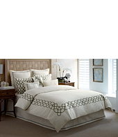 Tommy Bahama - Embroidered Trellis Duvet - Full/Queen