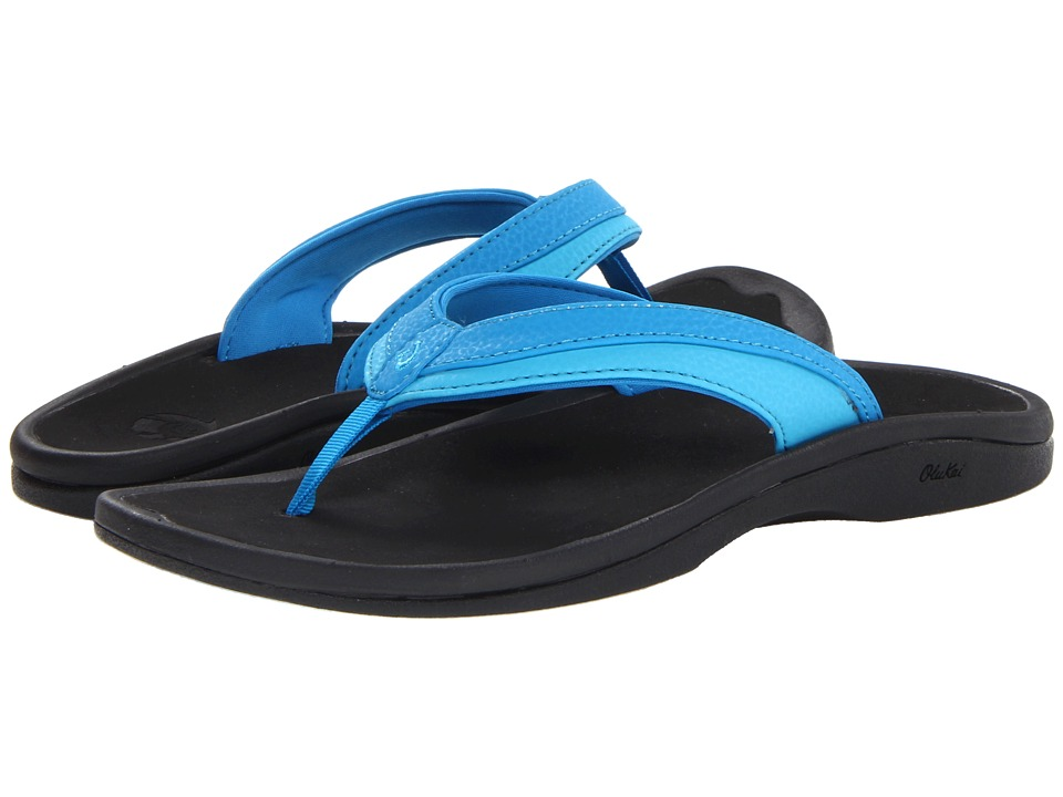 OluKai Ohana W (Tropical/Ice) Sandals