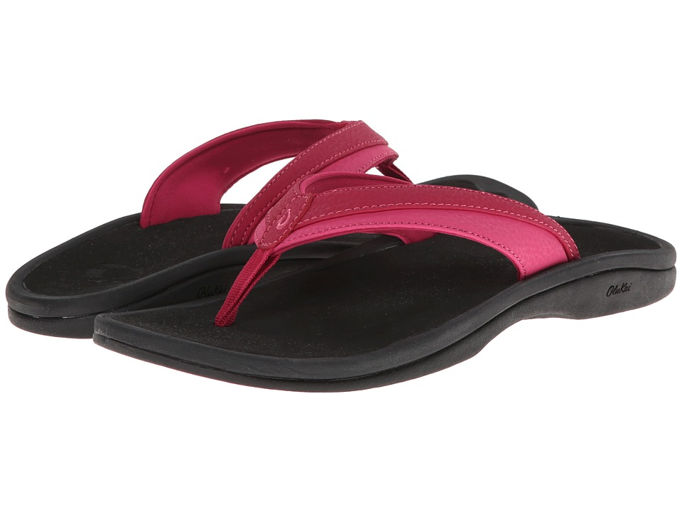OluKai Ohana W (Punch/Ice) Sandals