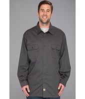Carhartt - Big & Tall Twill L/S Work Shirt