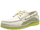 Sperry Top-Sider - Billfish Ultralite 3 Eye (Ivory/Lime) - Footwear