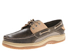 Sperry Top-Sider - Billfish 3-Eye Boat Shoe (Olive/Tan) - Footwear