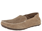 Sperry Top-Sider - Wave Driver Convertible Suede (Taupe) - Footwear