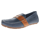 Sperry Top-Sider - Wave Driver Penny Loafer (Navy/Tan) - Footwear