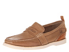Sperry Top-Sider - Seaside Moc Penny (Brown) - Footwear