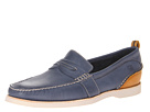 Sperry Top-Sider - Seaside Moc Penny (Navy) - Footwear